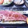 焼肉 あき山 - 料理写真:ボリューム満点!特選サーロイン