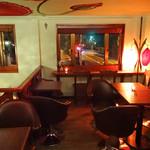 Rue Favart - 2F:カフェ・スペースは〜