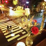 Rue Favart - 夜のお散歩〜♬