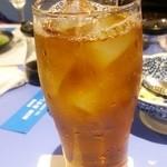 海三昧 おさしみ家 - (9/12)ウーロン茶