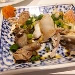 海三昧 おさしみ家 - (9/12)魚珍味