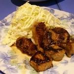海三昧 おさしみ家 - (9/12)マグロホホ肉ステーキ
