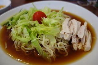 姑娘飯店 - バンバンジー冷やし麺