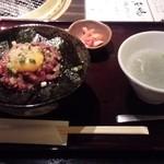 30645731 - ローストビーフ丼(ユッケ味) 1,008円