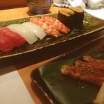 喜多郎寿し - 5軒目のお寿司☺︎