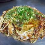 シルエット - 料理写真:そば肉玉