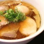 らぁ麺 すぎ本 - 醤油 特製らぁ麺 (2014/09)