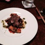 nonna  lunch & cafe - メイン 豚肉のグリル