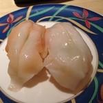 大起水産回転寿司 - H.26.8.2.昼 つぶ貝 150円