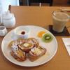 カフェリラックス - 料理写真:はちみつ&バターのフレンチトースト