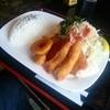 Saboumurasaki - 料理写真:フライ盛合せ1