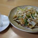 山六食堂 - 野菜炒め(単品)600円