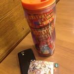 スターバックス・コーヒー - 2014/9 アニバーサリーブレンドを代官山タンブラーで(^-^)/❤︎