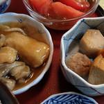 とこちゃん - お総菜(一部)