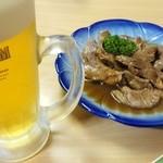 山六食堂 - ラム肉焼で乾杯!