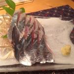 和座檜 - 大秋刀魚 根室
