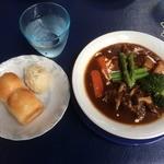 30659946 - 『限定10食』黒毛和牛100%スネ肉とトロトロすじ肉の特製ビーフシチュー(1,280円)