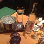 和座檜 - 寿福絹子ボトル見参!