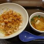 香港粥麺専家 - 海老小ローミン