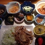 和が家 - 料理写真:豚肉の生姜焼き
