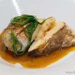 スゥリル - 季節のお魚料理【2014年9月】