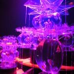 アートアクアリウム - (大奥)巨大金魚鉢。幅3m複合的作品