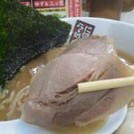 煮干しらーめん 玉五郎  - 肉厚が一枚