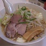 なにわ男麺 大五郎 - 味噌ら~めん(2010.1月)