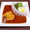 レストラン りんどう - 料理写真:黒部ダムカレー(1650円)ランチ
