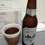 北山龍 - ビール_350円