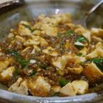 30671460 - 【再訪H26.8】麻婆豆腐はかなりスパイシーで白ご飯に合う合う♪