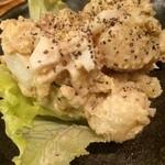 居酒屋まるし - ポテトサラダ
