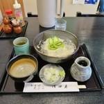 増田屋 - 料理写真:冷麦