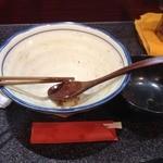 烈志笑魚油 麺香房 三く - やっぱり、うまい!!
