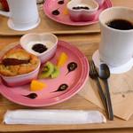 ザ シュガー スポット コーヒー - 料理写真: