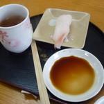 海峡鮨 - 「北海道の鯛」とも呼ばれる「ソイ」