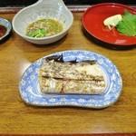 鮨大吉 - 太刀魚の味噌漬け(千葉)