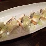 空 - アイゴの稚魚が可愛いスクガラス豆腐(。 >艸<)