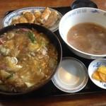 醤醤 - 中丼定食650円☆(第五回投稿分①)