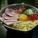 お好み焼 神戸亭 - 料理写真:ぶた玉 660円+税8%