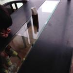 グリーンパーク - テーブル席
