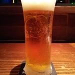 ROARS - 『KIRIN Hard Cidre(キリン ハードシードル)』ビールのように爽快で、シャンパンのような口当たり!シードルは、りんごを発酵させて作った発泡性のお酒~♪(^o^)丿