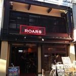 ROARS - PUB HOUSE『ROARS(ロアーズ)』さんの店舗外観~♪(^o^)丿