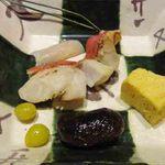 麟 - 焼き物、たしか金目鯛