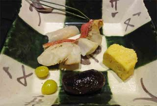 麟 品川店 - 焼き物、たしか金目鯛