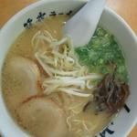 山小屋ラーメン  - 料理写真:ラーメン¥580