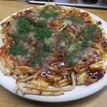 三鈴食堂 - 料理写真:いか玉うどん