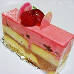 Patisserie T.sweets - ルージュ 350円 (2013/11) (''b
