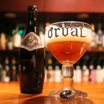 Scotch & Beer バーリー - ORVALビール ベルギー