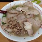 再来軒 - 料理写真:チャーシュー麺(850)
